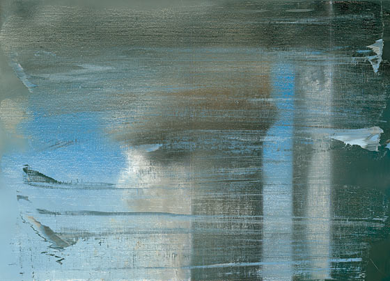 Gerhard Richter, September, 2009.