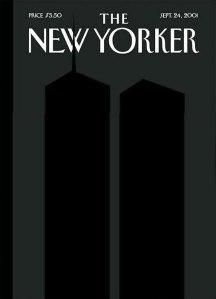 Couverture du New Yorker par Art Spiegelman et Françoise Mouly le 24 septembre 2001.
